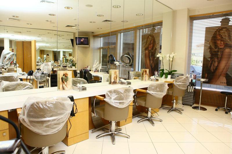 Французский салон красоты jacques dessange гкраснодар,авторы проекта: юлия новосадова, александра заморева