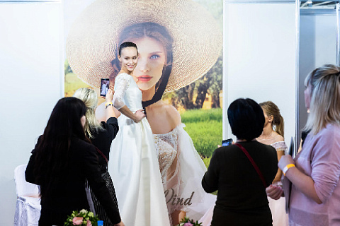 "March 12-14, 2020 - Exhibition ""Wedding, evening fashion and accessories"""