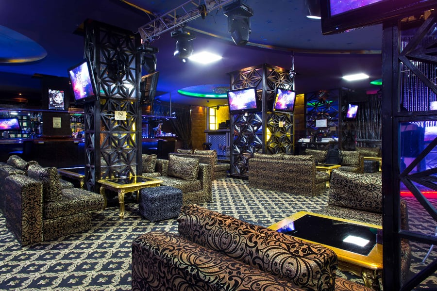 Cosmos Hotel Moscow Night Club