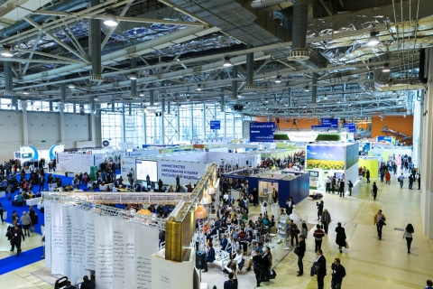MOSCOW INTERNATIONAL SALON OF EDUCATION,  APRIL 18-21 AT VDNKH