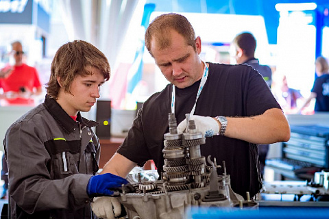 WORLDSKILLS RUSSIA CHAMPIONSHIP, NOVEMBER 29-30 AT VDNKH