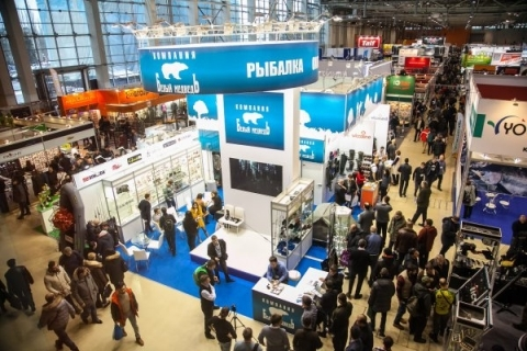 HUNTING AND FISHING IN RUSSIA, FEBRUARY 21-25 AT VDNKH