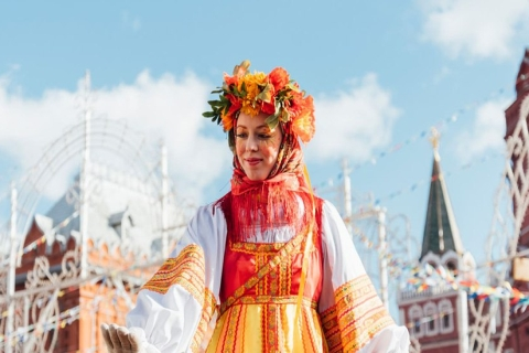 """MOSCOW MASLENITSA"" FESTIVAL, FEBRUARY 9 to 18"