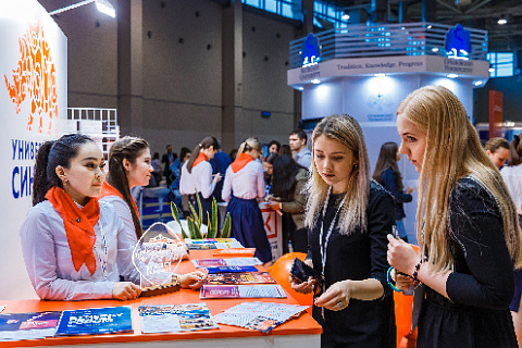 Moscow International Salon of Education (MMSO), April 10 to 13 at VDNKh