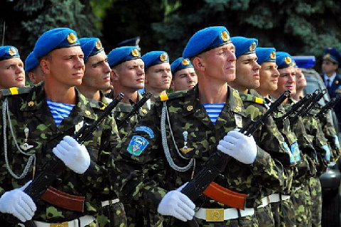 August 2 - Russian Airborne Troops Day