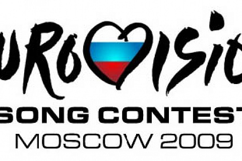 "We are happy to welcome the participants and guests of the ""Eurovision 2009"""
