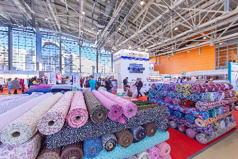 "Wholesale Fair ""Textillegprom"", September 17 to 20 at VDNKh"