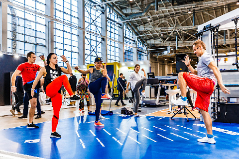 MIOFF RUSSIAN FITNESS WEEK, NOVEMBER 6 TO 8 AT VDNKH