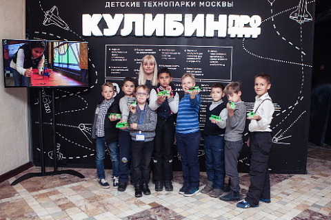 "NEW YEAR'S SHIFTS OF ""ROBOCAMP"" DECEMBER 26-30 AND JANUARY 2-8 AT VDNKH"